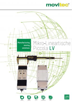 Piccola MINI linear systems (EN)